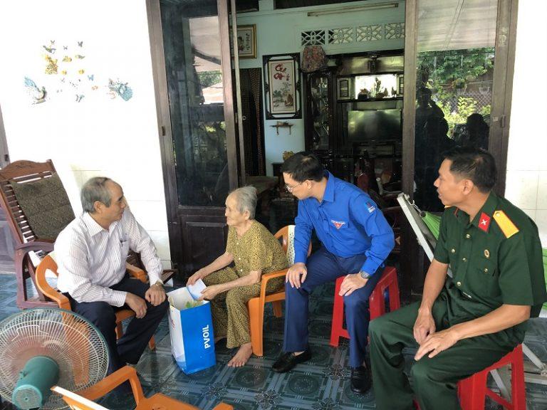 PVOIL tổ chức hoạt động tri ân nhân ngày Thương Binh Liệt Sĩ