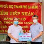 PVOIL ủng hộ hơn 7.000 lít xăng dầu, chung tay cùng TP. Đà Nẵng chống dịch Covid-19